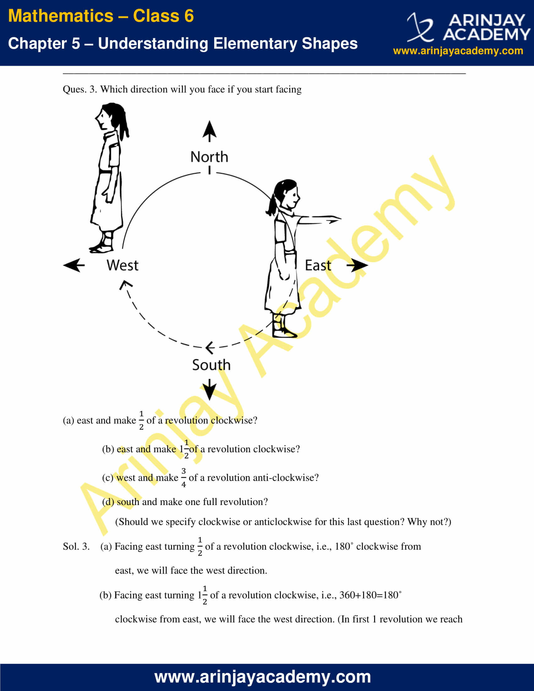 NCERT Solutions for Class 6 Maths Chapter 5 Exercise 5.2 image 4