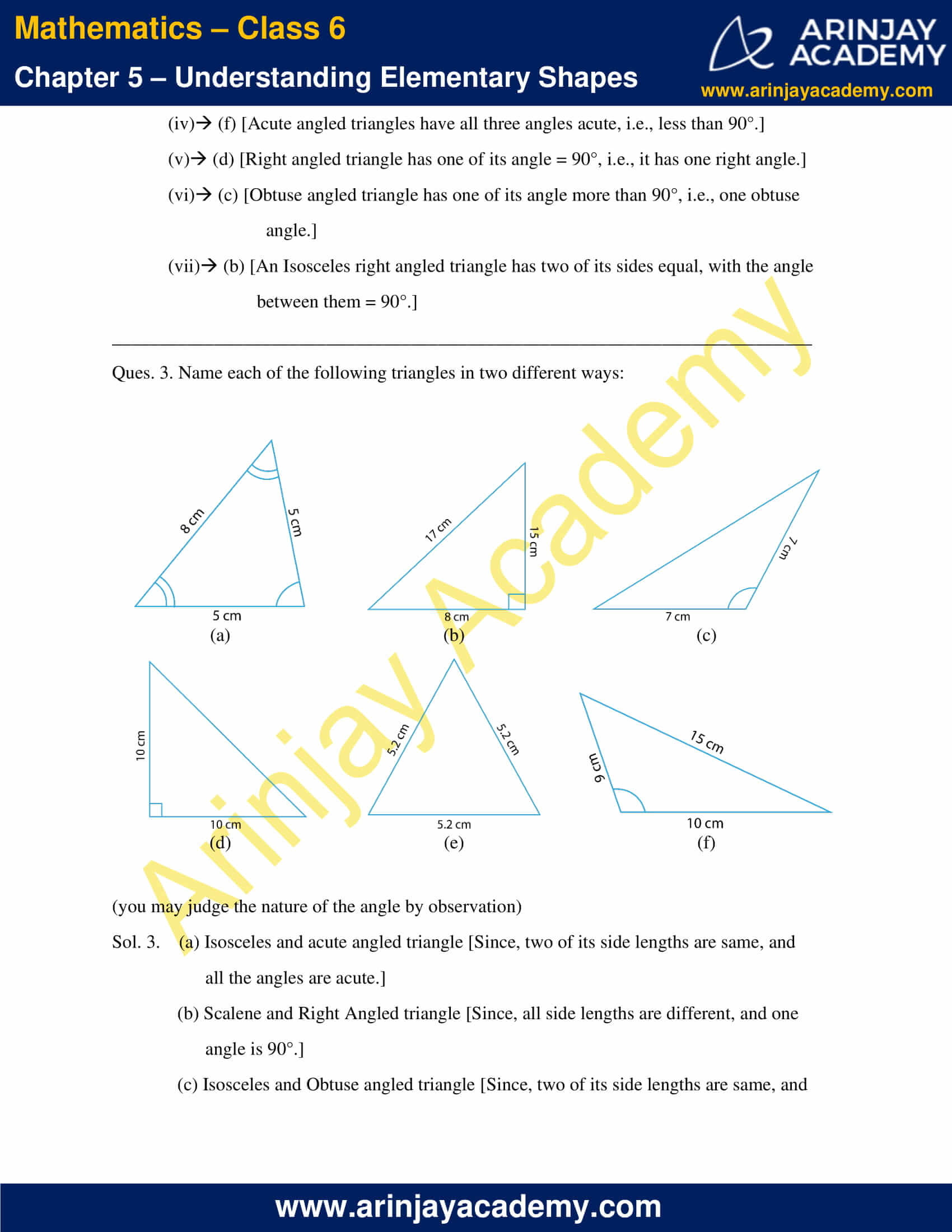 NCERT Solutions for Class 6 Maths Chapter 5 Exercise 5.6 image 2
