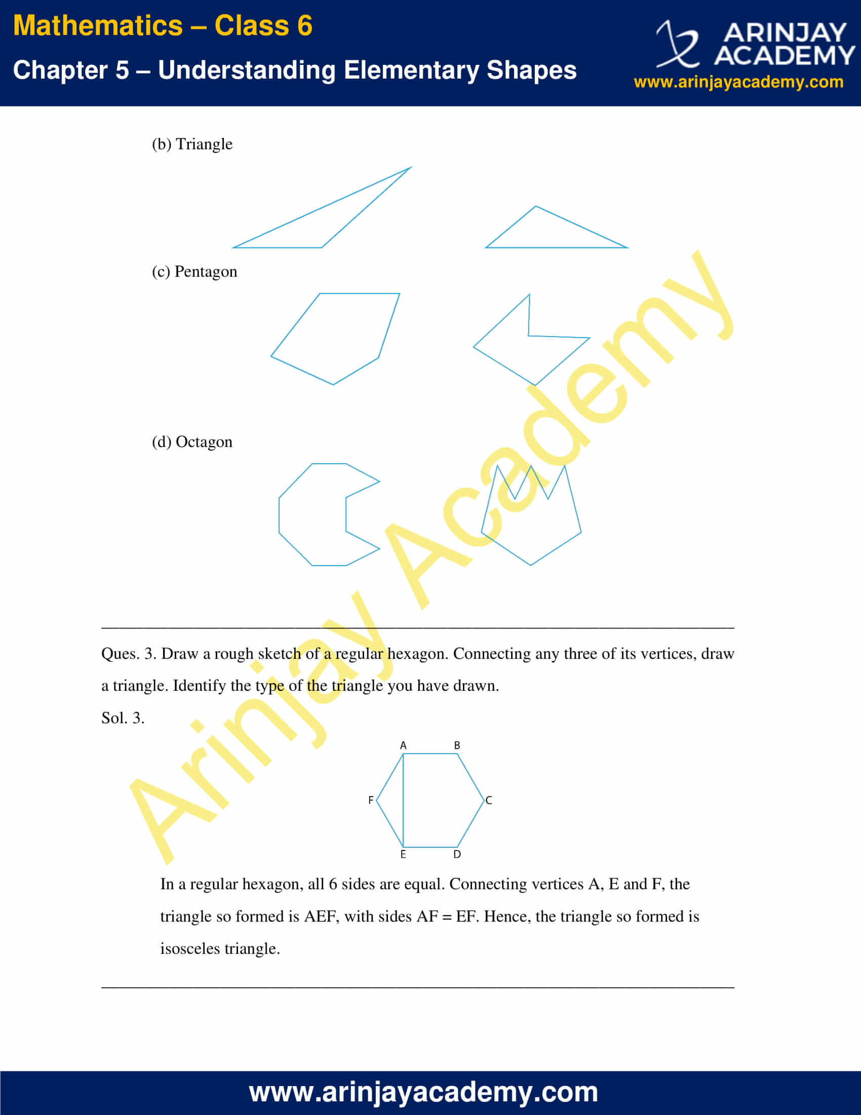 NCERT Solutions for Class 6 Maths Chapter 5 Exercise 5.8 image 2