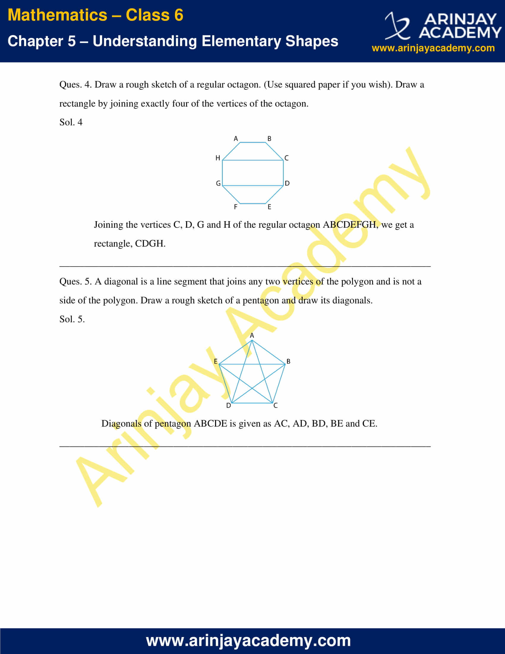 NCERT Solutions for Class 6 Maths Chapter 5 Exercise 5.8 image 3