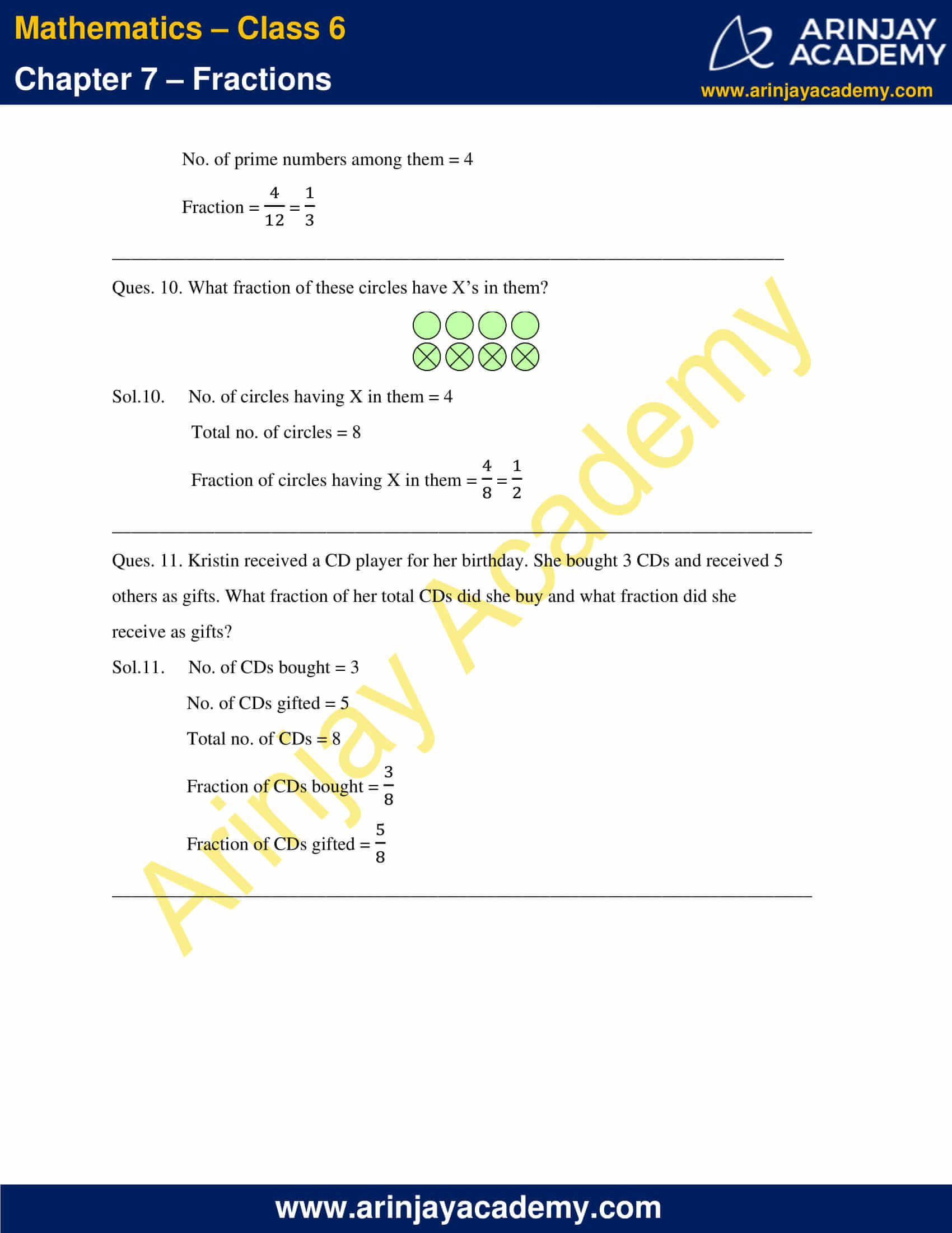 NCERT Solutions for Class 6 Maths Chapter 7 Exercise 7.1 image 6
