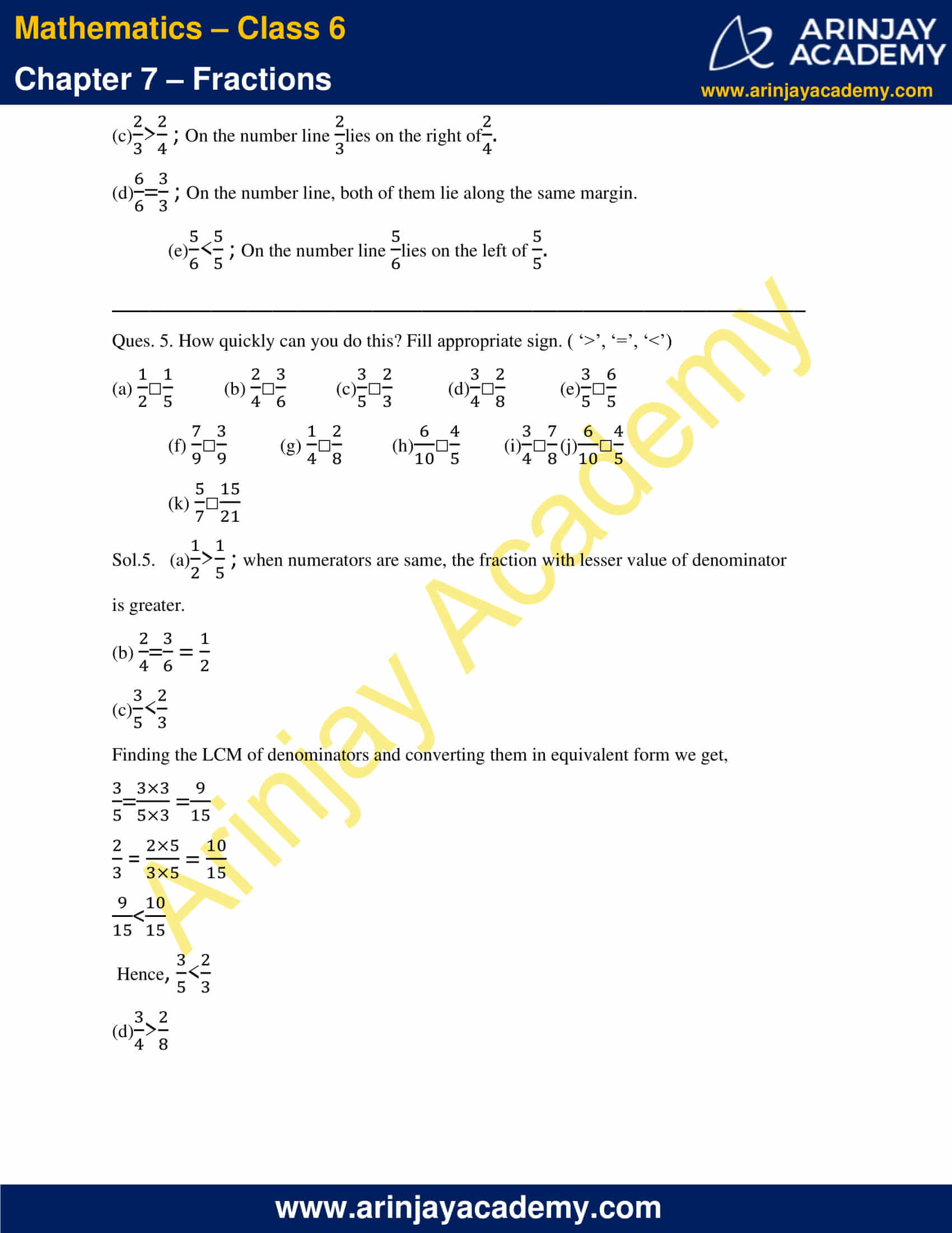 NCERT Solutions for Class 6 Maths Chapter 7 Exercise 7.4 image 4