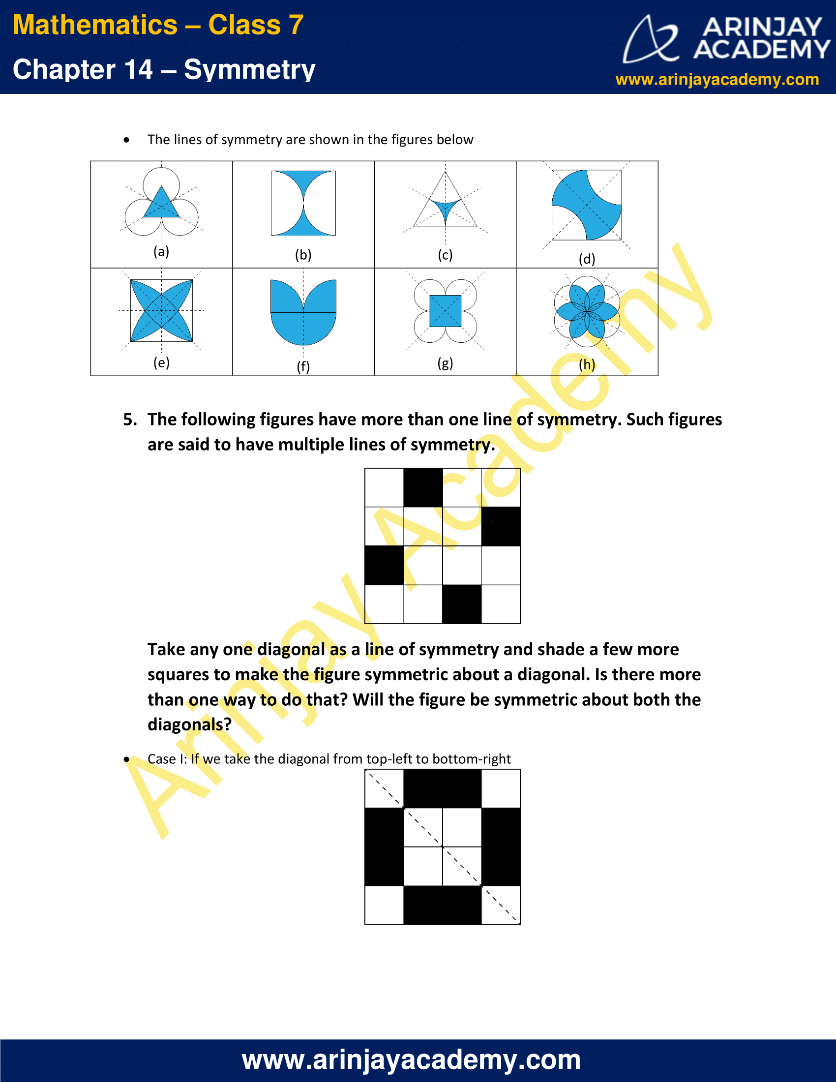 NCERT Solutions for Class 7 Maths Chapter 14 Exercise 14.1 image 4