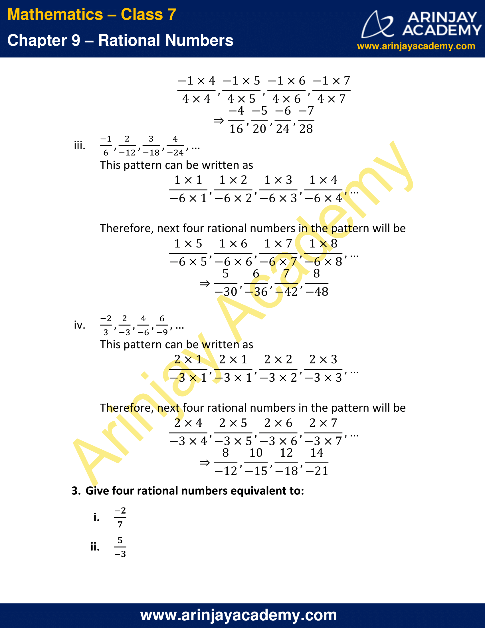NCERT Solutions for Class 7 Maths Chapter 9 Exercise 9.1 image 4