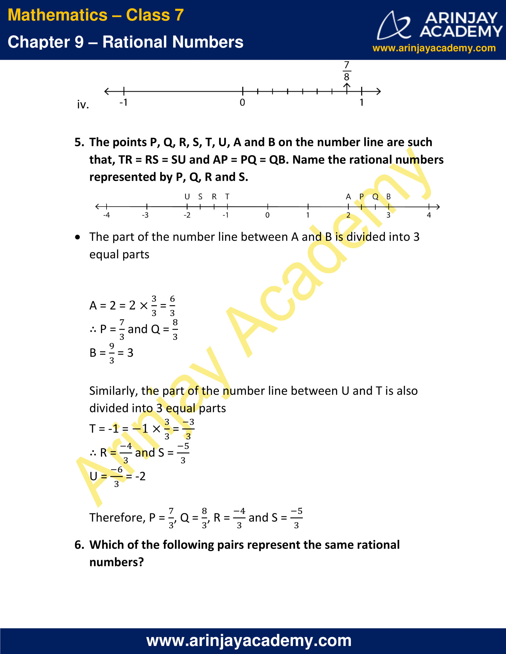 NCERT Solutions for Class 7 Maths Chapter 9 Exercise 9.1 image 7