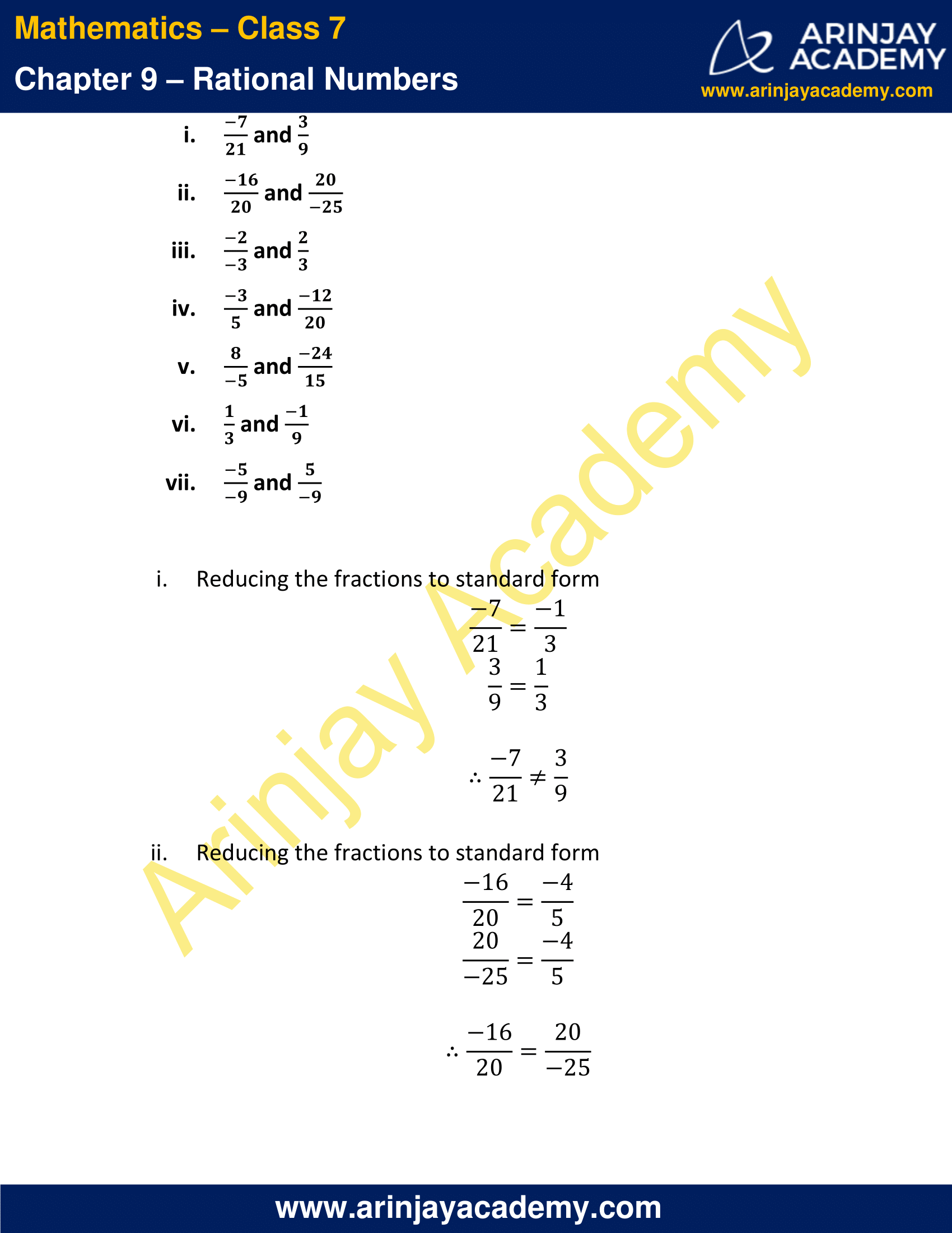 NCERT Solutions for Class 7 Maths Chapter 9 Exercise 9.1 image 8