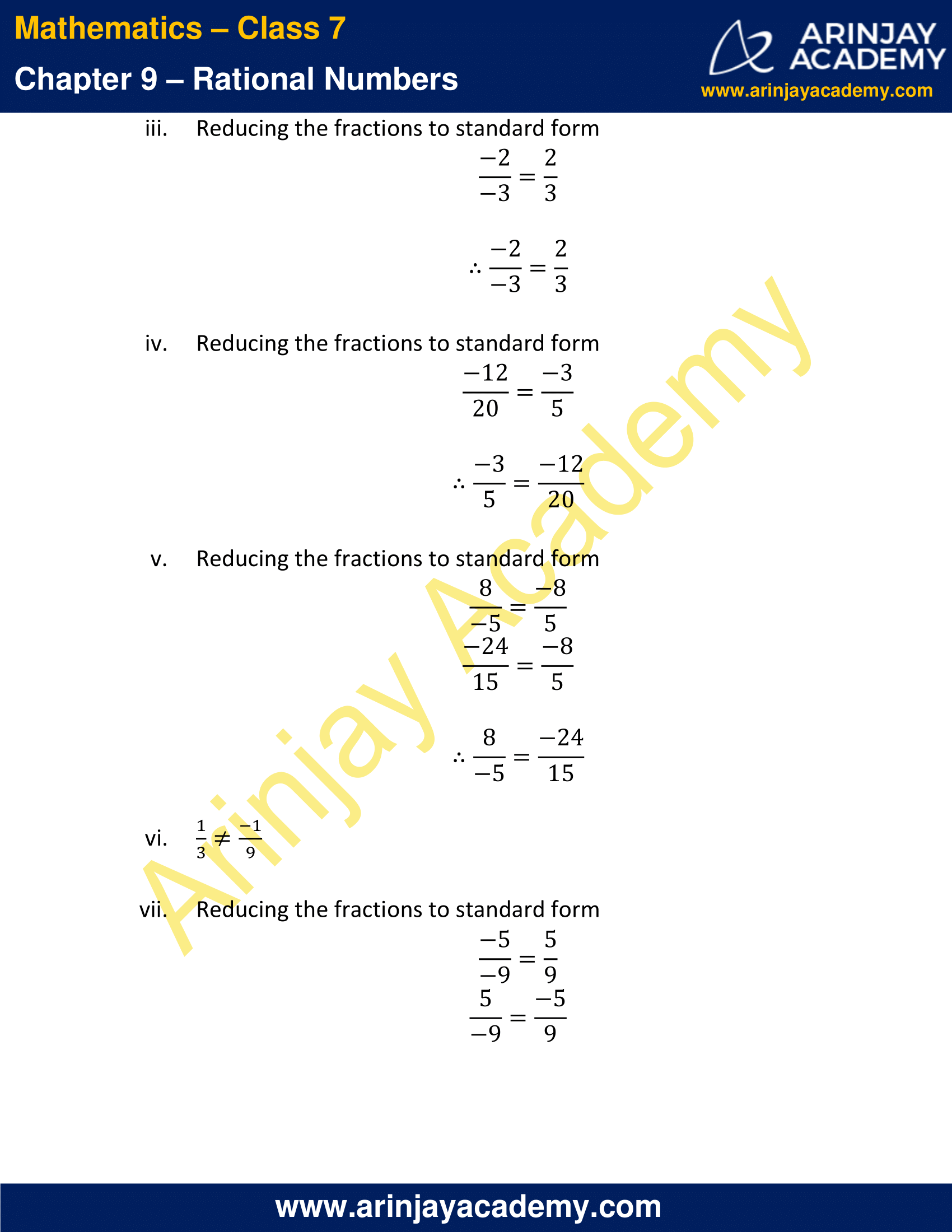 NCERT Solutions for Class 7 Maths Chapter 9 Exercise 9.1 image 9