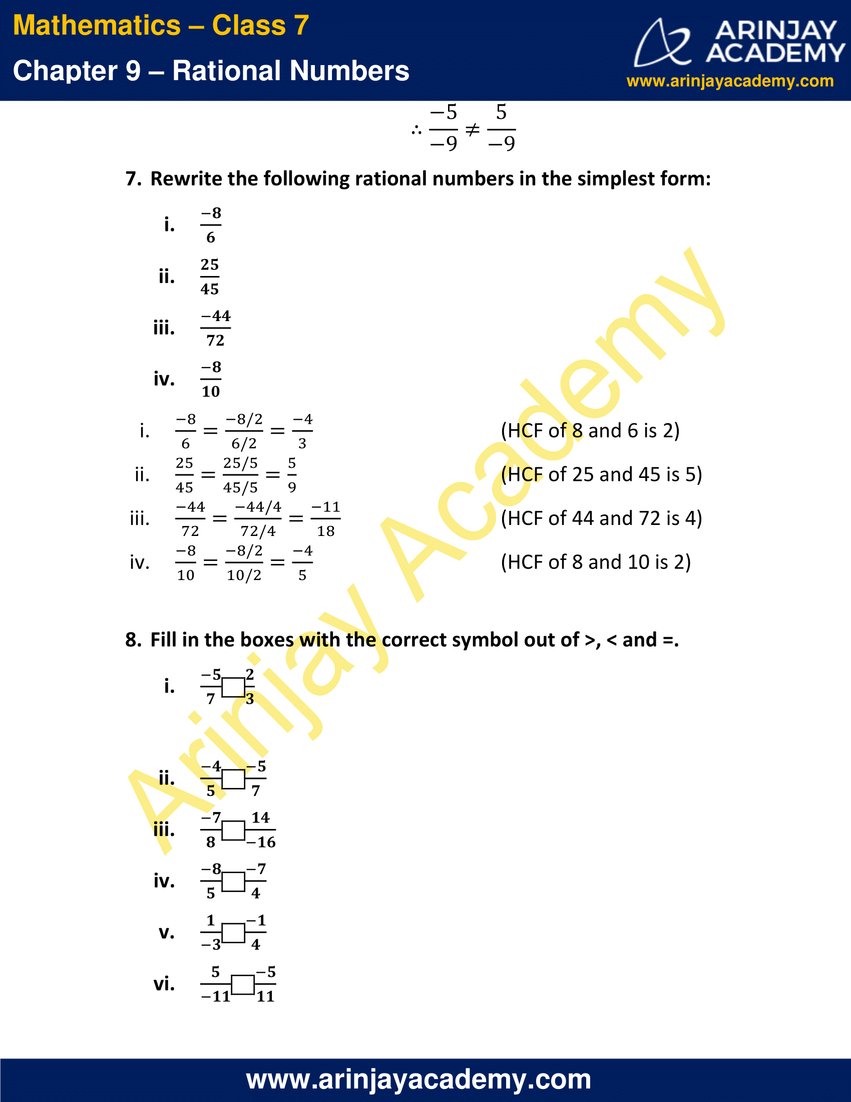NCERT Solutions for Class 7 Maths Chapter 9 Exercise 9.1 image 10