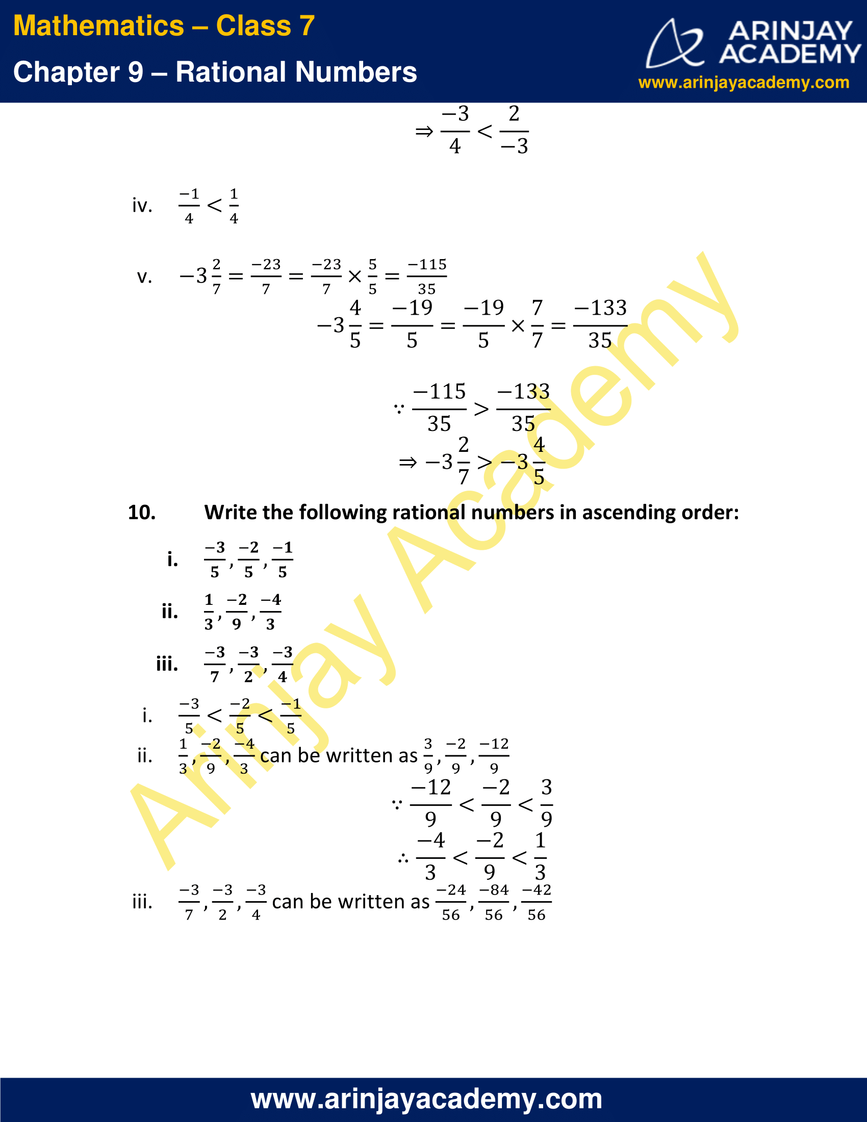 NCERT Solutions for Class 7 Maths Chapter 9 Exercise 9.1 image 13