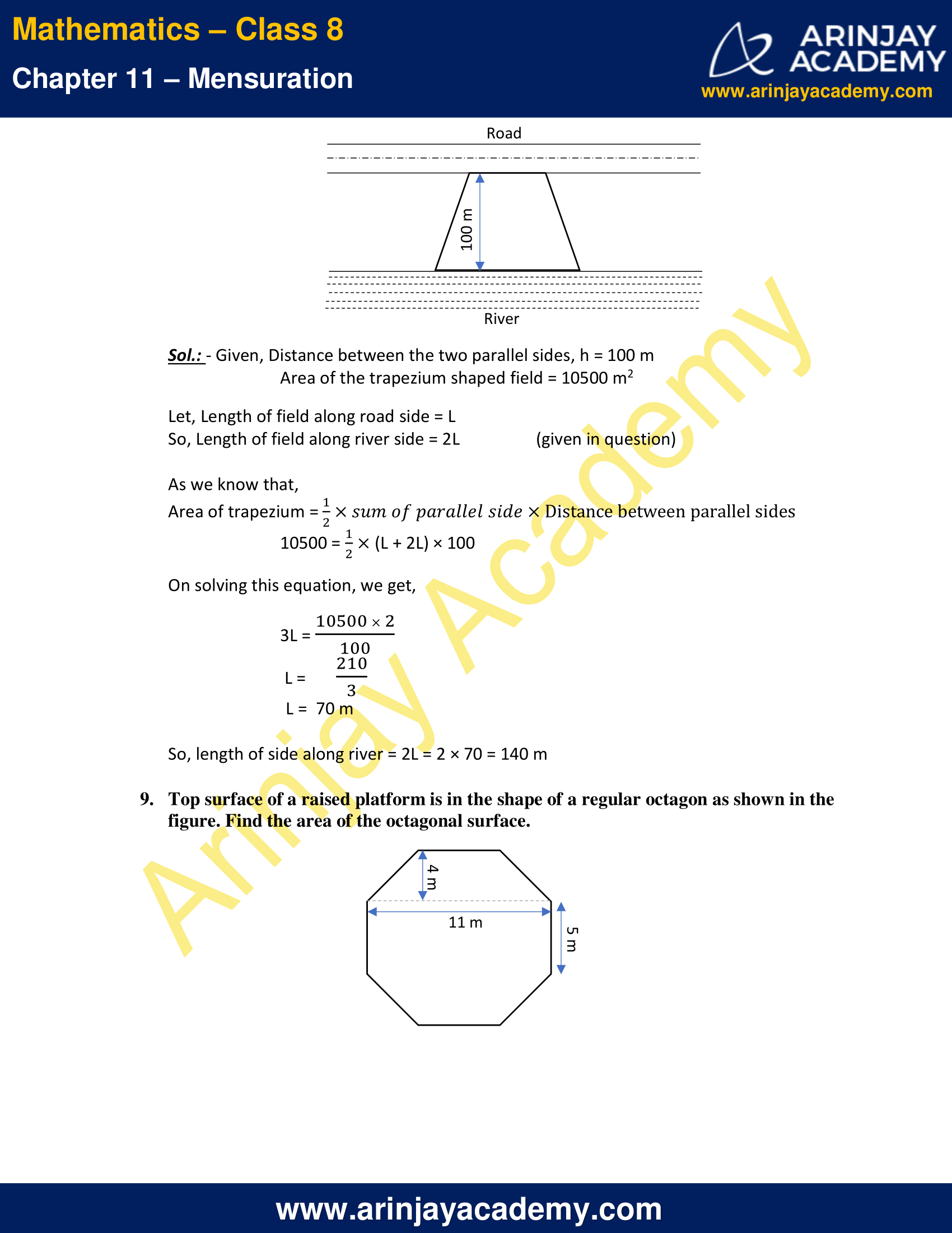 NCERT Solutions for Class 8 Maths Chapter 11 Exercise 11.2 image 4