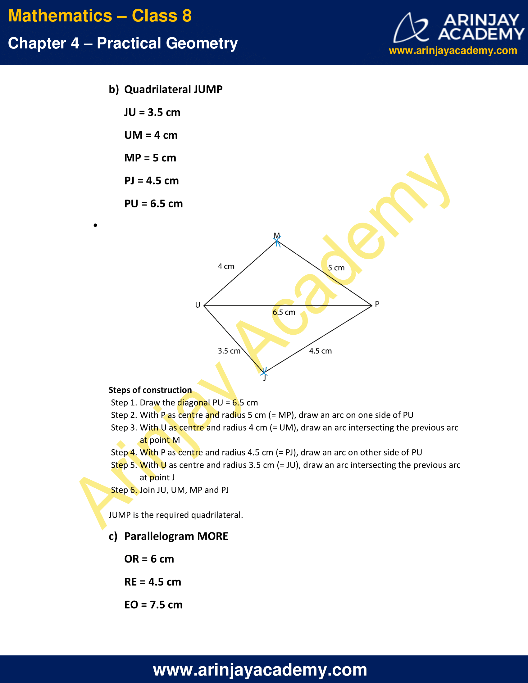 NCERT Solutions for Class 8 Maths Chapter 4 Exercise 4.1 image 2