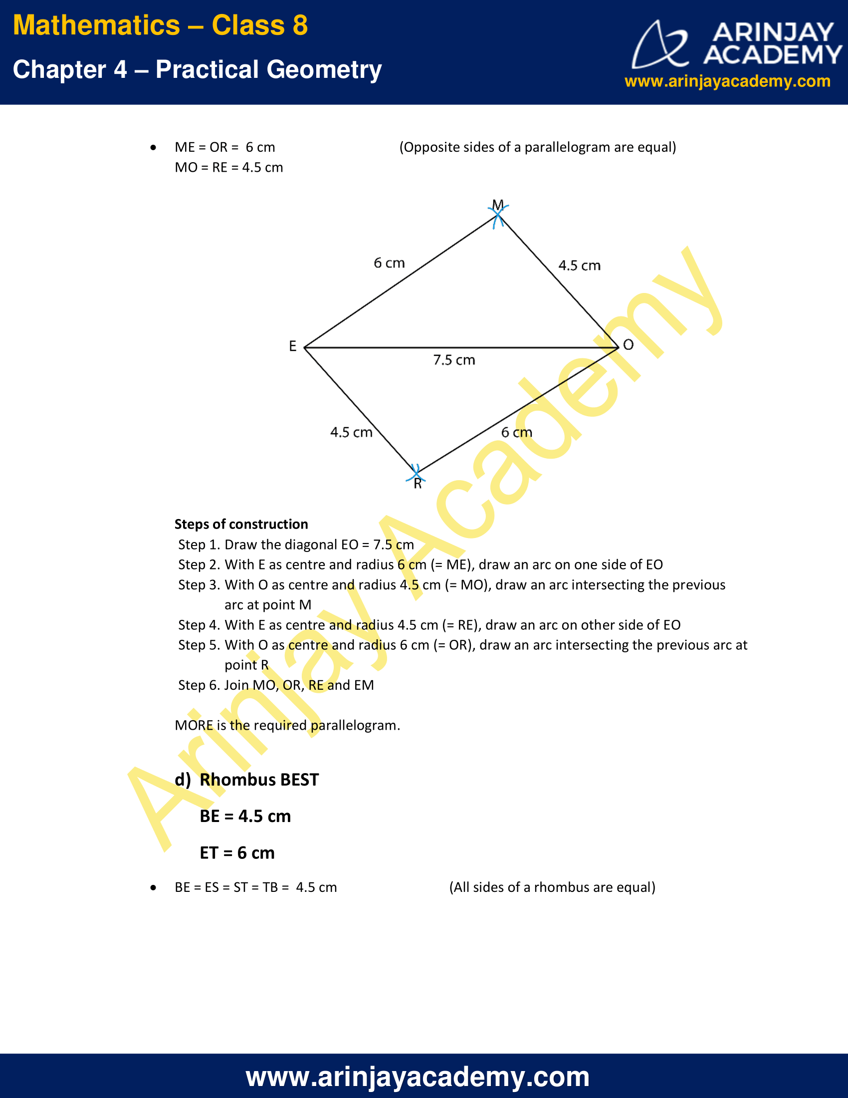 NCERT Solutions for Class 8 Maths Chapter 4 Exercise 4.1 image 3