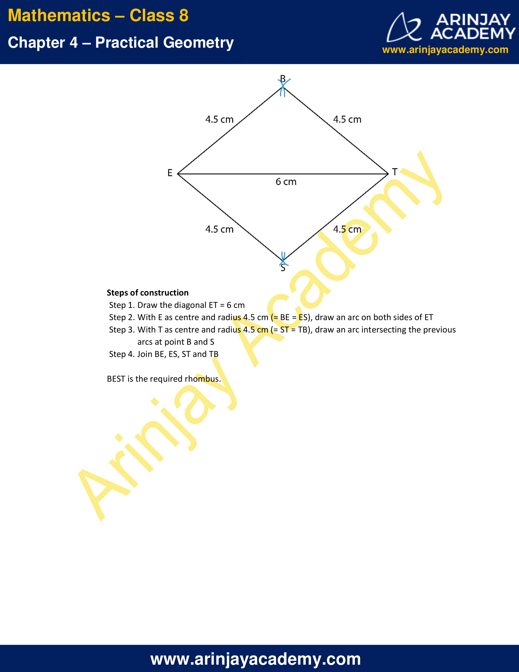 NCERT Solutions for Class 8 Maths Chapter 4 Exercise 4.1 image 4