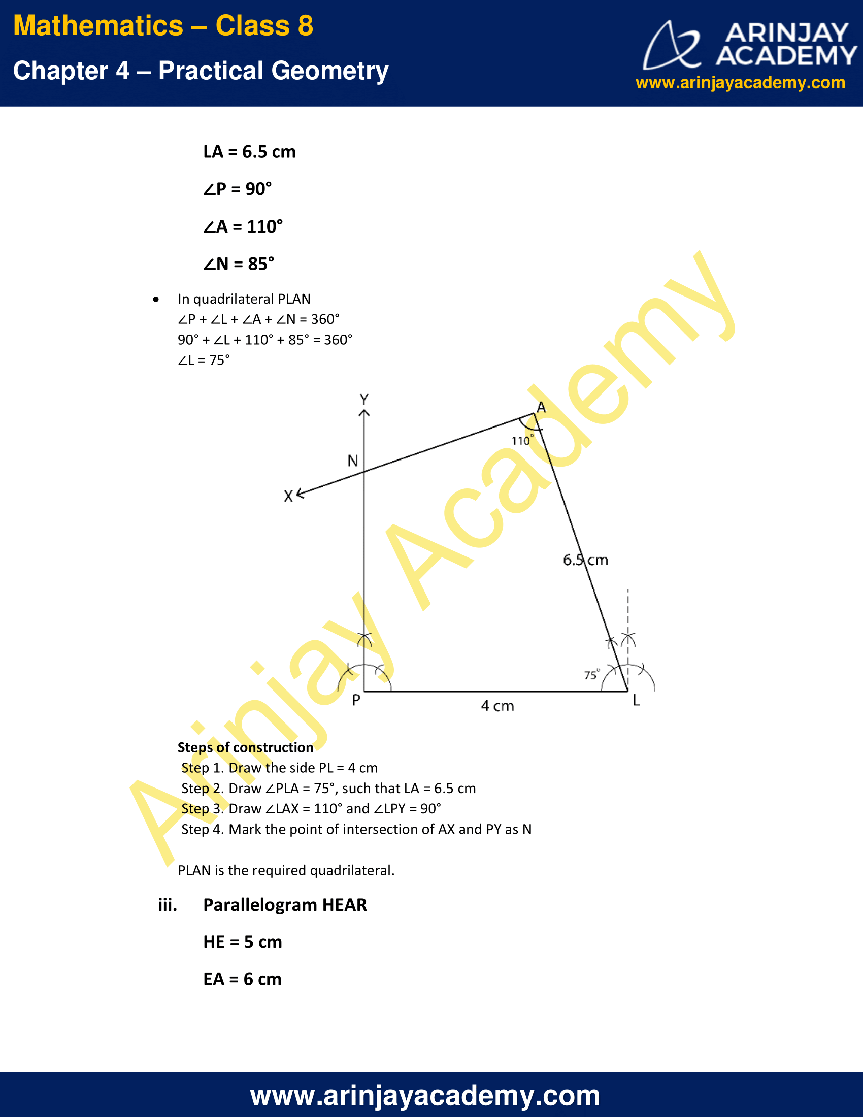 NCERT Solutions for Class 8 Maths Chapter 4 Exercise 4.3 image 2