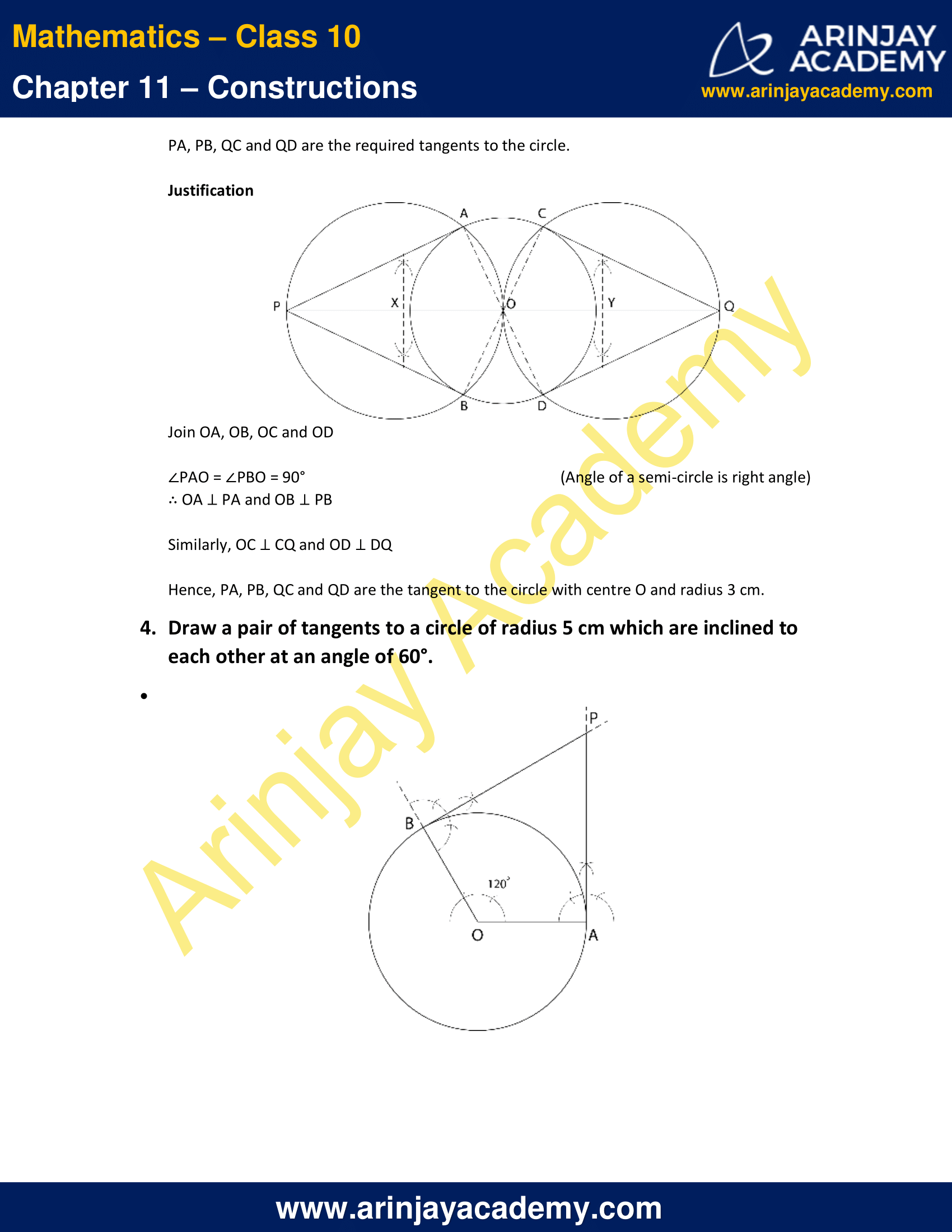 NCERT Solutions For Class 10 Maths Chapter 11 Exercise 11.2 image 4