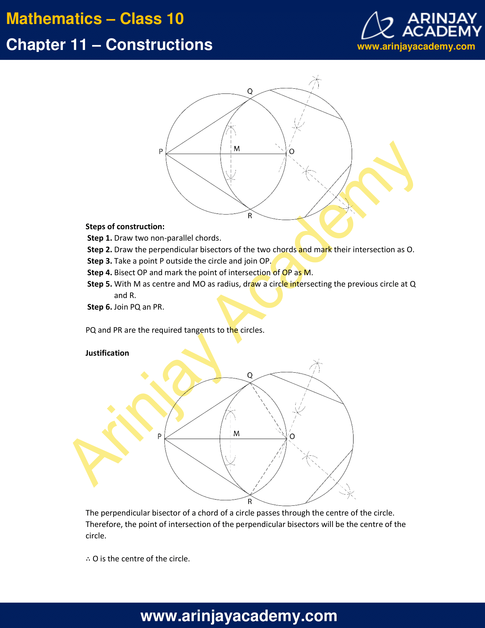 NCERT Solutions For Class 10 Maths Chapter 11 Exercise 11.2 image 8