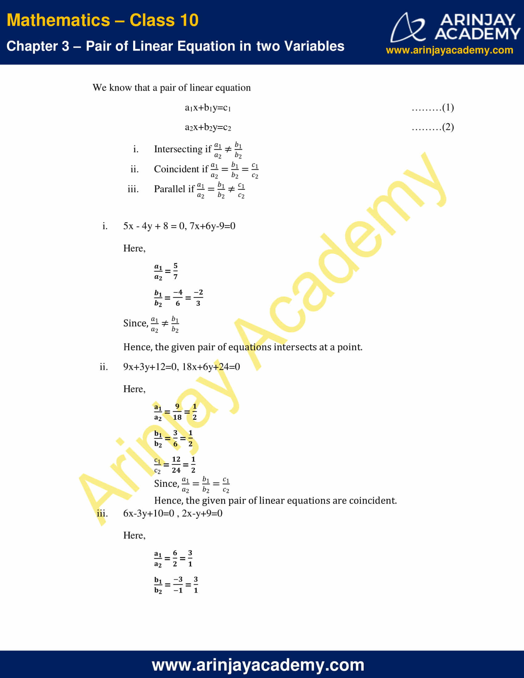 NCERT Solutions For Class 10 Maths Chapter 3 Exercise 3.2 image 4