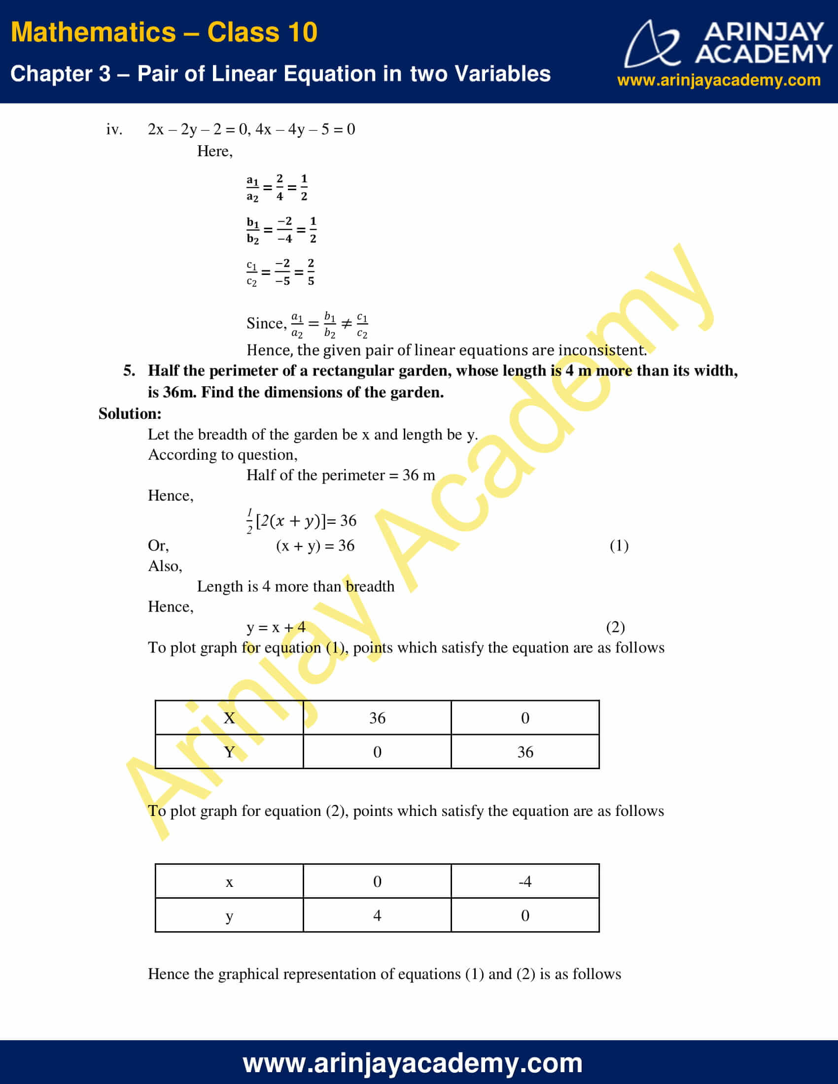 NCERT Solutions For Class 10 Maths Chapter 3 Exercise 3.2 image 10