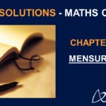 NCERT Solutions for Class 6 Maths Chapter 10 - Mensuration
