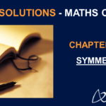 NCERT Solutions for Class 7 Maths Chapter 14 - Symmetry