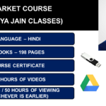 Stock Market Courses Online - Video Lectures - CA Aaditya Jain Classes