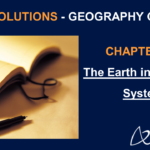 NCERT Solutions for Class 6 Geography Chapter 1 - The Earth in the Solar System