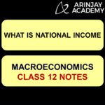 What is National Income?