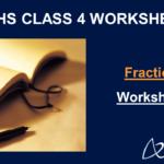 Fractions Worksheets Grade 4