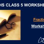 Fractions Worksheets Grade 5
