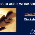 Percentage Worksheets for Grade 5