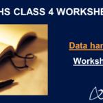 Data handling Worksheet for Class 4