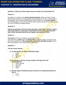 NCERT Solutions for Class 7 Science Chapter 10 image 2