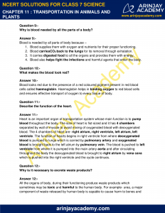 NCERT Solutions for Class 7 Science Chapter 11 image 4