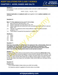 NCERT Solutions For Class 7 Science Chapter 5 image 2