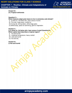 NCERT Solutions for Class 7 Science Chapter 7 image 4