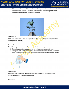 NCERT Solutions for Class 7 Science Chapter 8 image 2