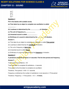 NCERT Solutions for Class 8 Science Chapter 13 Sound image 2