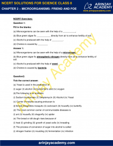 NCERT Solutions for Class 8 Science Chapter 2 image 1