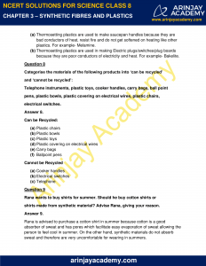 NCERT Solutions for Class 8 Science Chapter 3 image 3