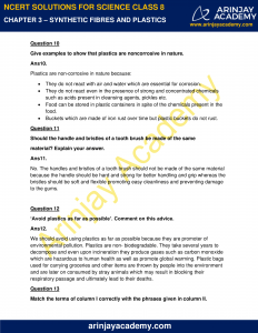 NCERT Solutions for Class 8 Science Chapter 3 image 4