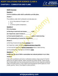 NCERT Solutions for Class 8 Science Chapter 6 image 1