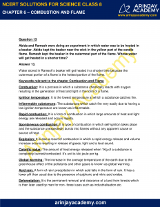 NCERT Solutions for Class 8 Science Chapter 6 image 5