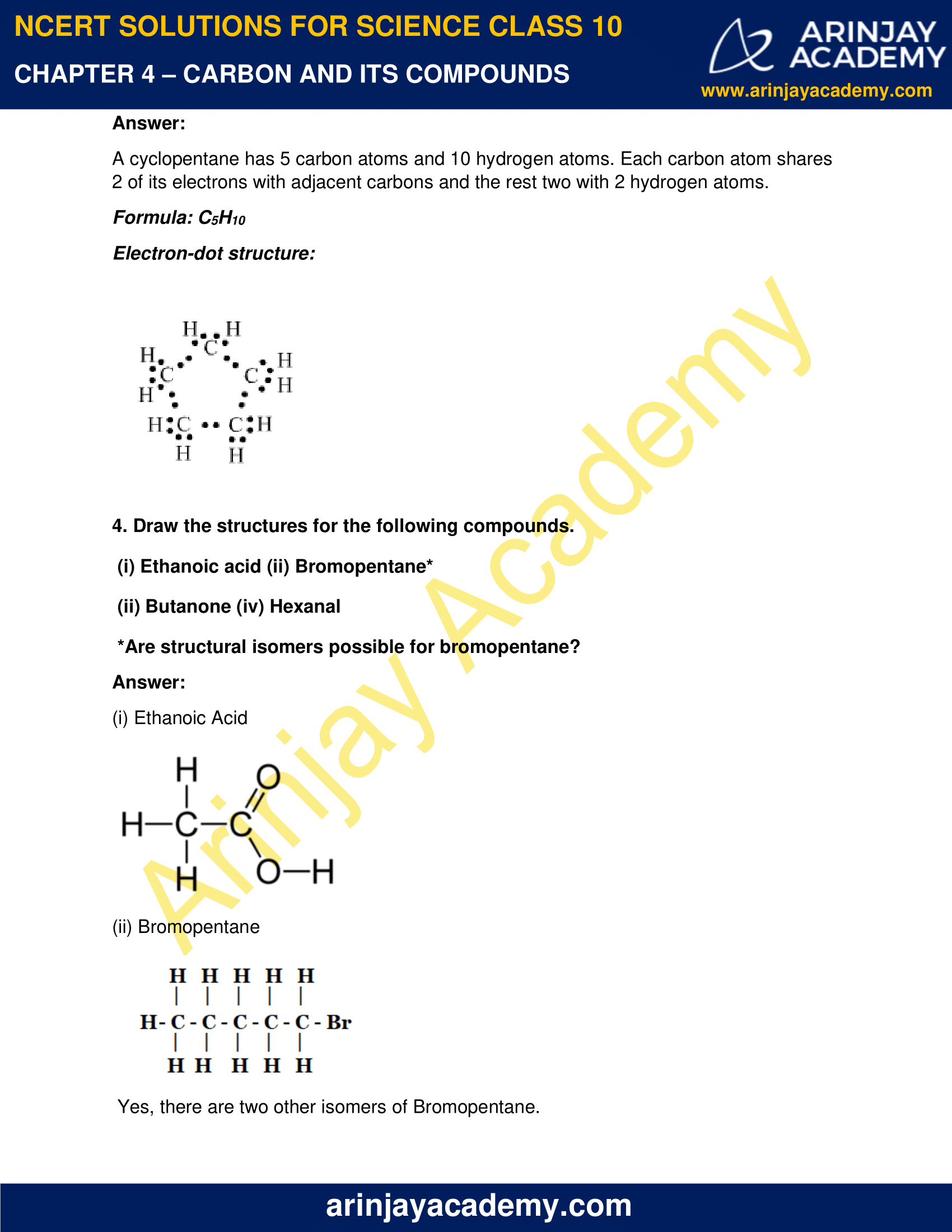 NCERT Solutions for Class 10 Science Chapter 4 image 3