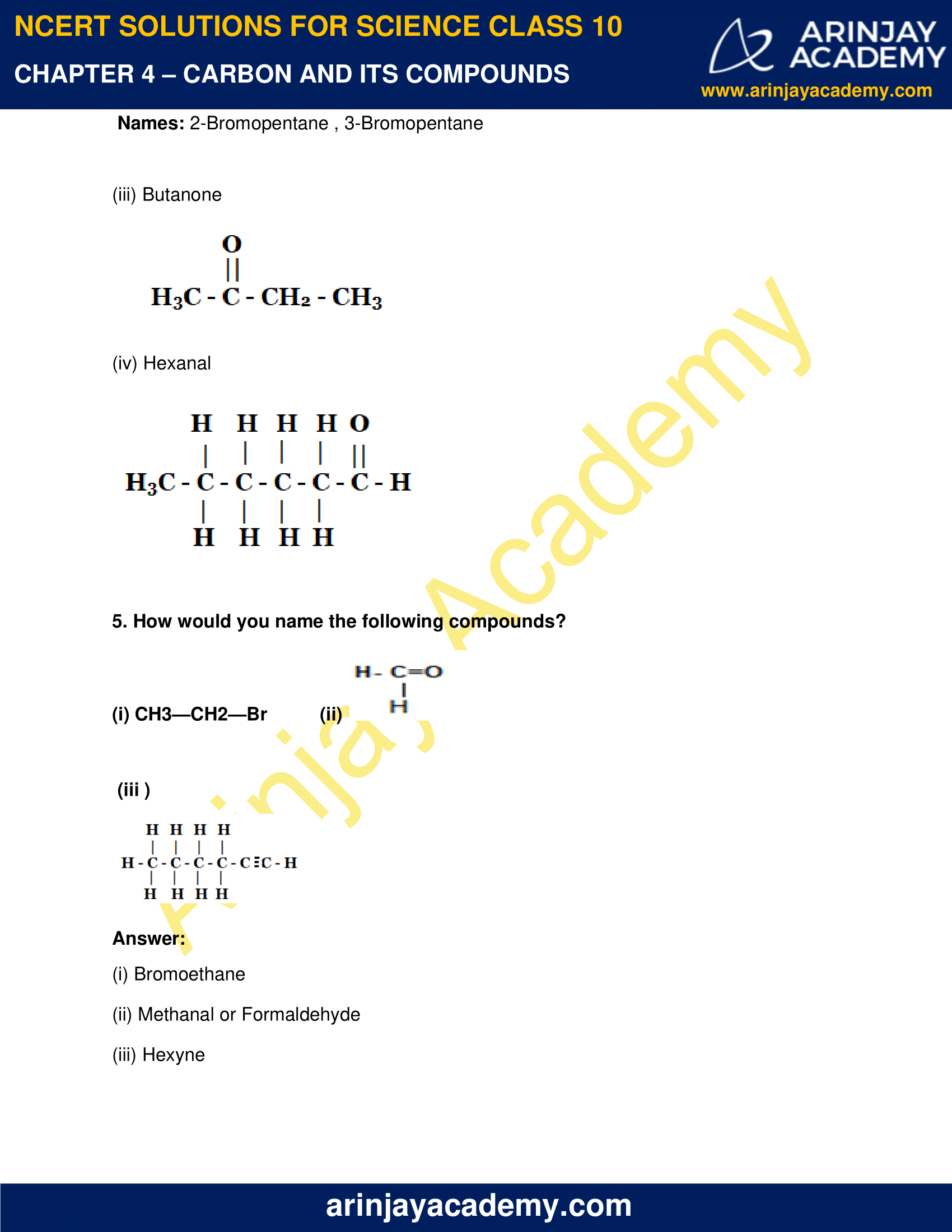 NCERT Solutions for Class 10 Science Chapter 4 image 4