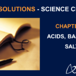 NCERT Solutions for Class 10 Science Chapter 2 - Acids Bases and Salts
