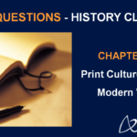 Class 10 History Chapter 5 Extra Questions and Answers