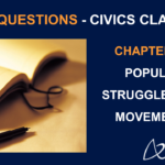 Class 10 Civics Chapter 5 Extra Questions and Answers