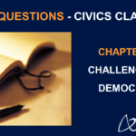 Class 10 Civics Chapter 8 Extra Questions and Answers