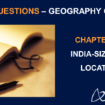 Class 9 Geography Chapter 1 Extra Questions and Answers