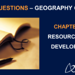 Class 10 Geography Chapter 1 Extra Questions and Answers